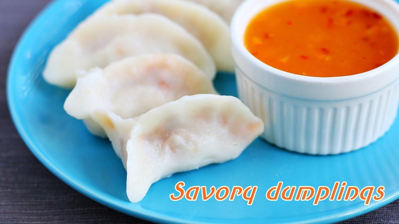 Paneer dumplings - How to shape - YouTube