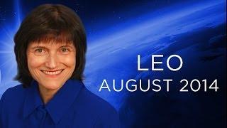 LEO AUGUST 2014 Astrology