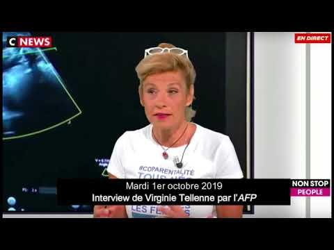 01/10/2019 – ITW De Virginie Tellenne Par L'AFP Sur Sa Non-participation à La Manifestation Du 6/10