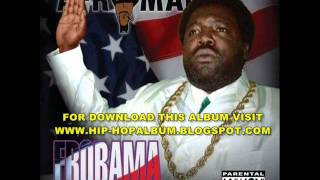 Watch Afroman Smokin Weed video