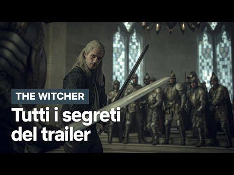 The Witcher | Trailer Breakdown con Lauren S. Hissrich e Tomek Bagiński | Netflix