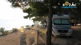 Kamp Rožac (Camping Rozac) - Okrug Gornji, Trogir