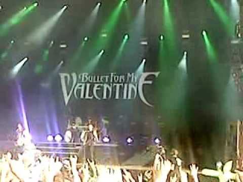 Download 2010 - Bullet for my valentine - Tears don't fall