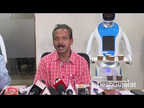 Gujarat Science City gets two robots, Robotic gallery to open next