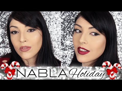 ⭐️NABLA HOLIDAY COLLECTION - Recensione, Swatches e Confronti ⭐️