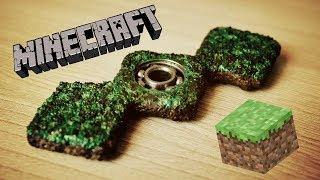 Как сделать спиннер Minecraft