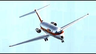 Accidente Aeromexico 230 - Clima implacable (Reconstrucción)