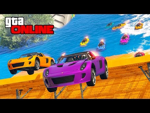 ROCKET VOLTIC STUNTS & BOWLING VS RPGS! || GTA 5 Online || PC (Funny Moments)