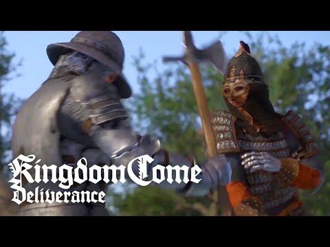 Kingdom Come: Deliverance - The Combat System Trailer