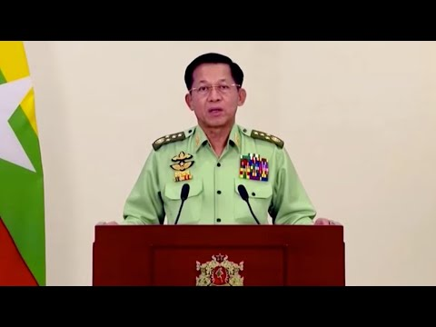 Myanmar: General defends coup in first remarks since Aung San Suu Kyi ousted