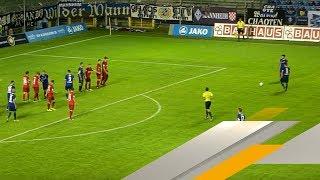 Mannheim vs Koblenz full match