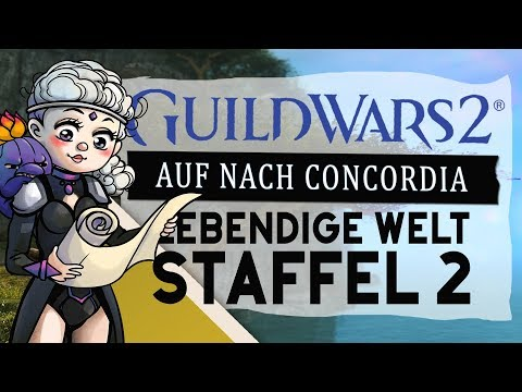 Der Concordia Zwischenfall - GUILD WARS 2 🐲 Lebendige Welt Staffel 2 thumbnail