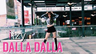 """ITZY """"달라달라"""" (DALLA DALLA) DANCE COVER~"""