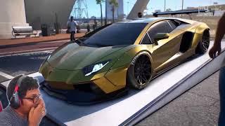 NFS Payback Gold Benz n Lambo mission sinhala gameplay | myHub.lk
