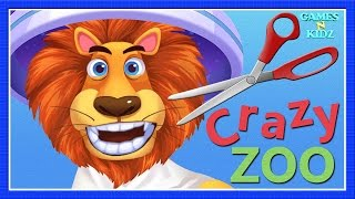 Fun Animal Care Games - Zoo Animal Doctor - Crazy Zoo Animals Game For Kids thumbnail