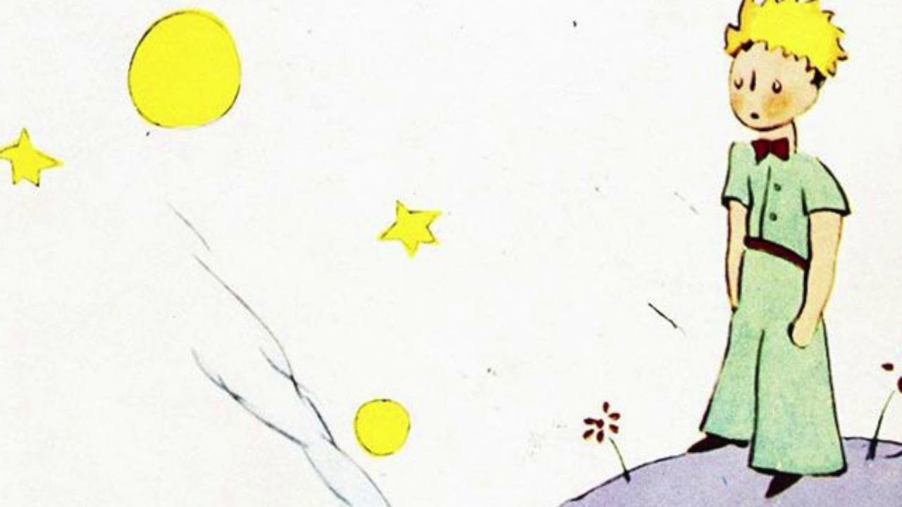 Le Petit Prince Antoine De Saint Exupery Livre Audio Illustre Audiobook