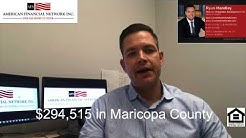 Ryan Mandley / 2018 FHA Loan Limits Maricopa County Arizona