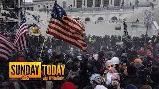 Days After Capitol Riot, Calls To Remove Trump Grow | Sunday TODAY