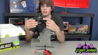 Blade Scout CX RTF 3-Ch Heli Unboxing & First Review