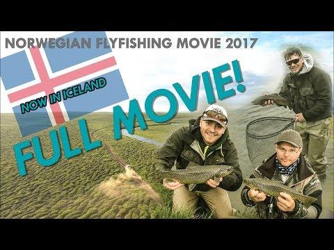 Norwegian Flyfishing movie 2017 - Now in Iceland!