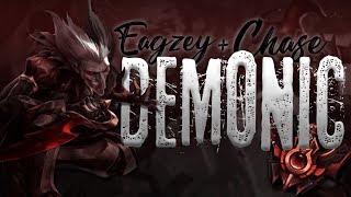 DEMONIC - EAGZEY & CHASE - Season 8 Challenger Shaco Montage