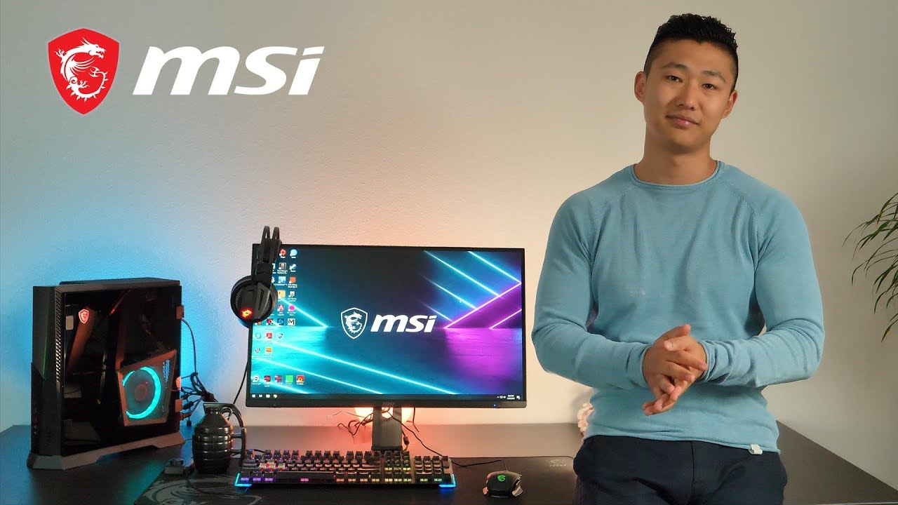 MAG27 eSports series – Your competitive gaming sidekick | Gaming Monitors | MSI