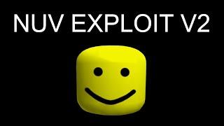hack pour tous les jeux roblox //nuv exploit v2// s/master hacker-