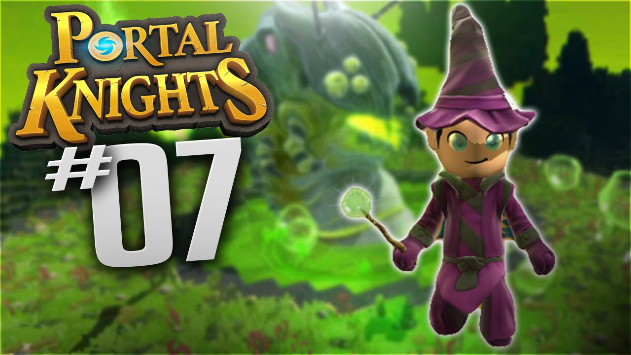 portal knights how to make coal
