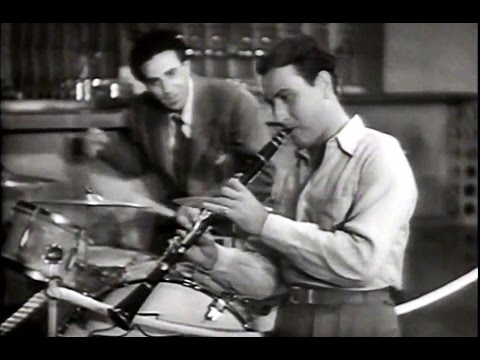1940 Artie Shaw And His Orchestra - Concerto for Clarinet - 1940s ...