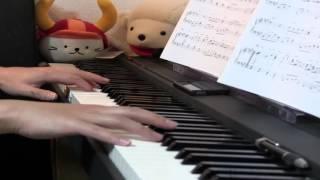 楽譜は、ヤマハの「月刊ピアノ2016年3月号」のものを 使いました。フジ...