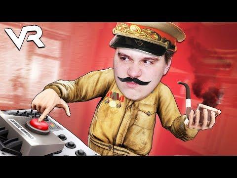 VR   СИМУЛЯТОР СТАЛИНА В ВР - Calm Down, Stalin