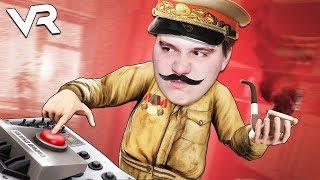 VR | СИМУЛЯТОР СТАЛИНА В ВР - Calm Down, Stalin