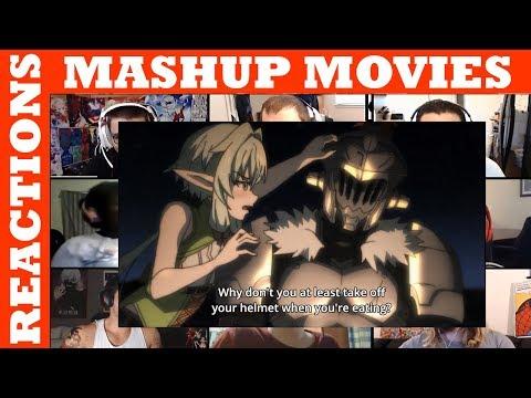 ゴブリンスレイヤー 第 3 話 | Goblin Slayer Episode 3 Live Reactions Mashup Movies