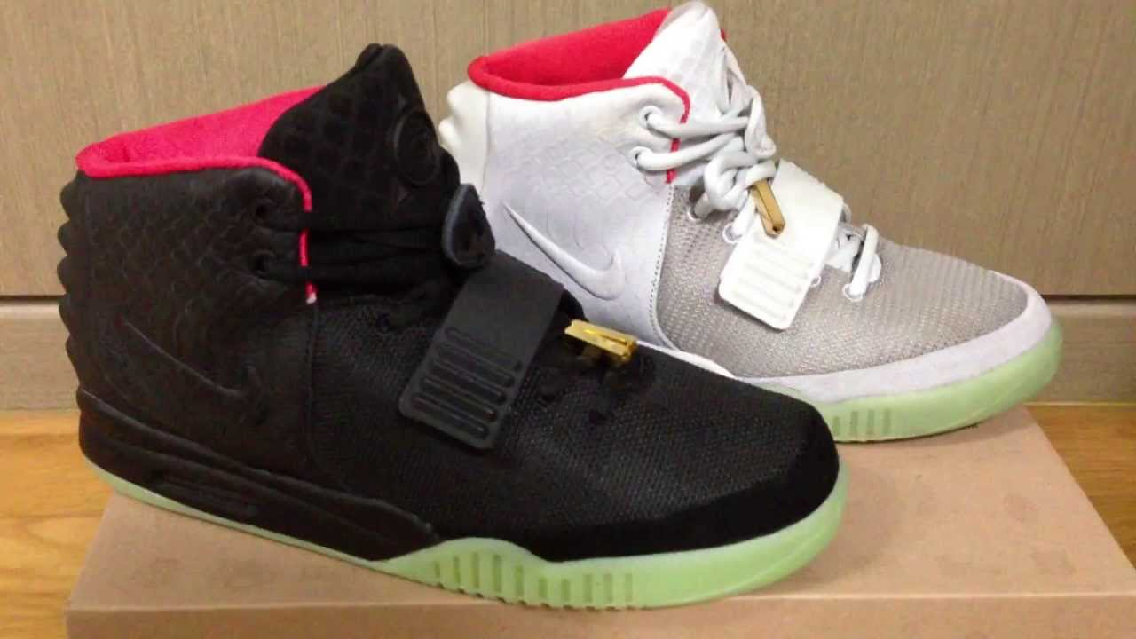 Super Perfect Yeezy 2 Review   Comparison to Authentic (Cheapreps) - YouTube c80f38e10286
