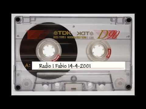 Radio 1 Fabio 14-4-2001