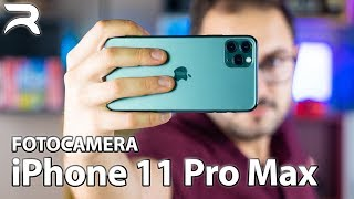 Fotocamera iPhone 11 Pro Max: recensione ITA