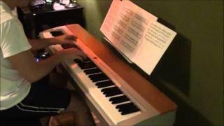 "Christina Perri - ""Jar of Hearts"" piano solo"