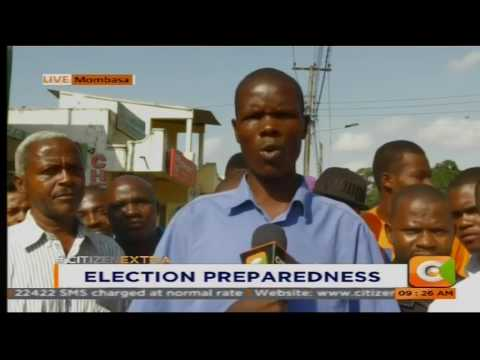 NASA Meets AU Election Observers #CitizenExtra