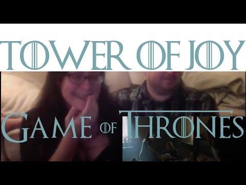 Game Of Thrones 6x10 scene - Tower of Joy - REACTION