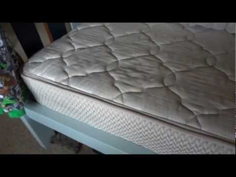 How To Make Your Mattress Bed More Comfortable The Pillow Top Effect