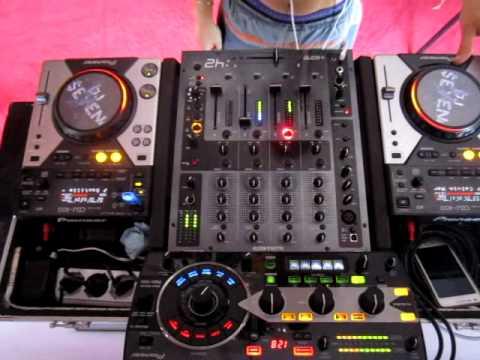 New Best Electro House Mix 2013 DJ SEVEN ALESSANDRO SETTE