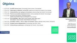 Vero2020: Päätössanat, Antti Oksanen