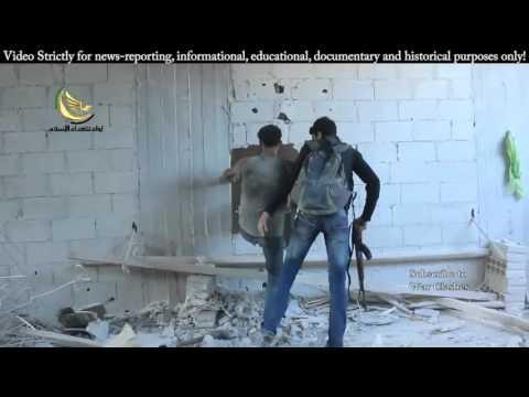 War in Syria 2015 - ᴴᴰFSA Insane Urban Close Combat Footage From Darayya City