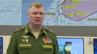 Russia says Israel used its spy plane as