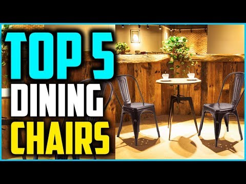 Top 5 Best Metal Dining Chairs In 2019