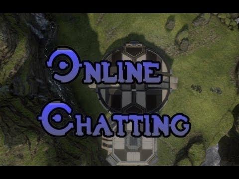 Online Chat ( Halo 4 Machinima)