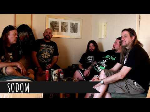 Entrevista con Sodom!
