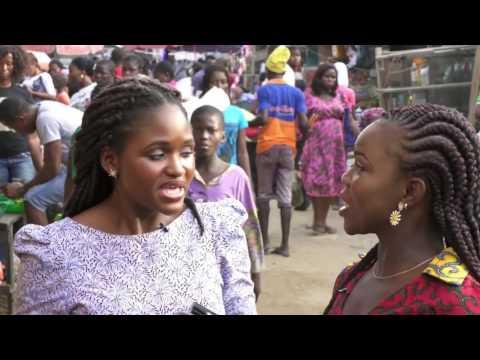 Lagos Island Ajah Market
