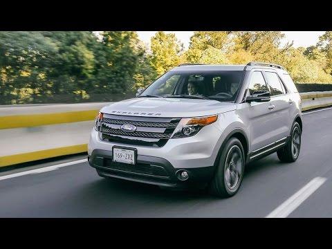 Ford Explorer Sport 2015 a prueba | Autocosmos