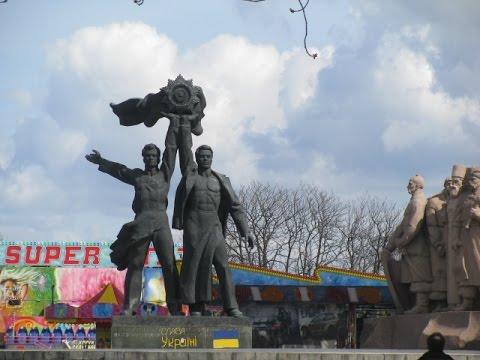 """The Way to Ukraine"" (""Путь в Украину"") (English subtitles)"